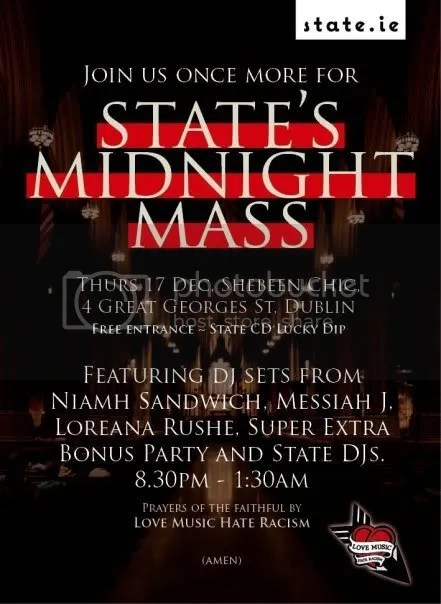 State Midnight Mass