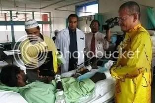 Ustaz Halim di Prog Semai Kasih Hospital Seremban Anjuran Ikatan Muslimin Malaysia