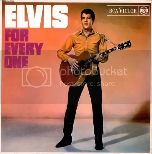 Image result for elvis for everyone 1972 re-issue