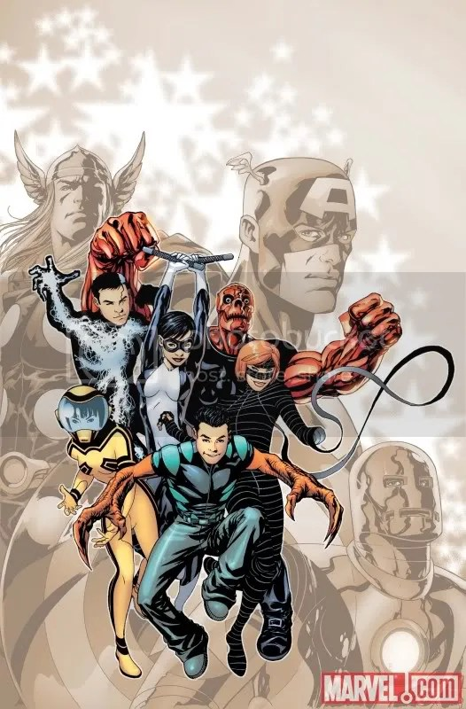 avengers academy 1