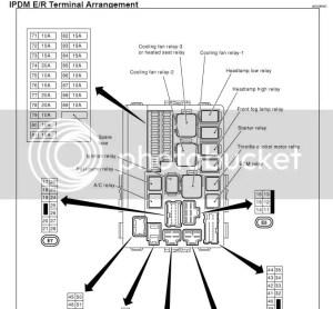 help with lightsfuses!  G35Driver  Infiniti G35 & G37