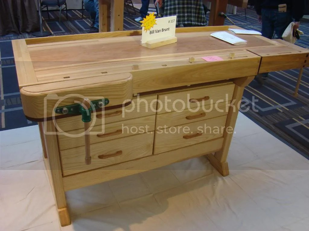 Innovative Home  Store  Woodworking Plans  TX Roubo Workbench W Double Moxon