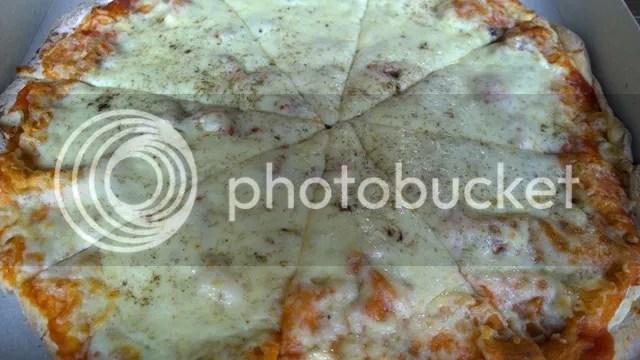 Cheezy Pizza Tejero