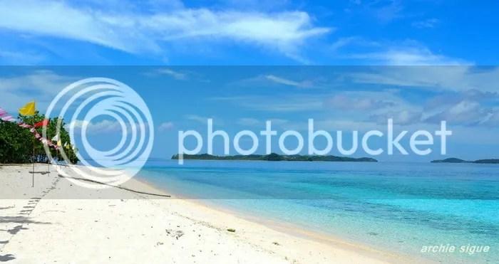 Subic Island beach front