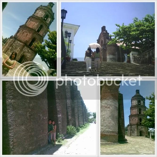 Unesco Site in the Philippines - Sta Maria Church in Ilocos