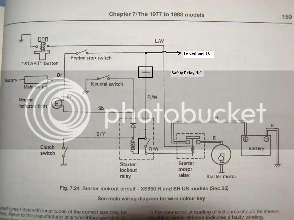 Fine Xs650 Bobber Wiring Diagram Basic Electronics Wiring Diagram Wiring Digital Resources Instshebarightsorg