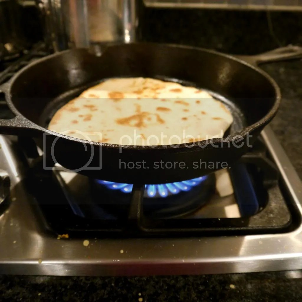 Roti Flatbread in pan photo P1020970_zps9f561db5.jpg