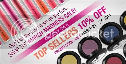 March Madness Sale on BeFlurt