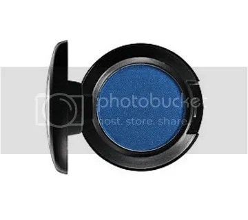MAC Eye Shadow: Blue Flame