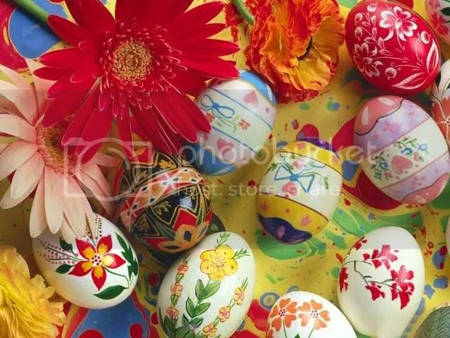 easter eggs Pictures, Images and Photos