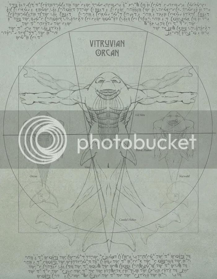 Vitruvian Orcan