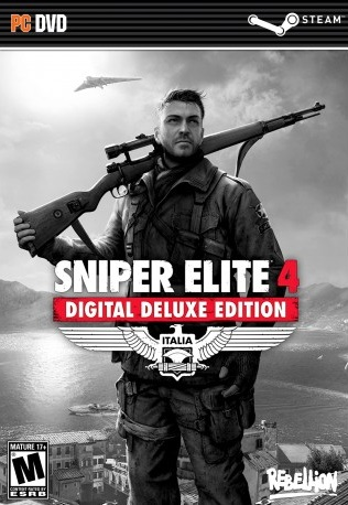 Sniper Elite 4 Deluxe Edition-STEAMPUNKS