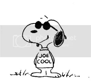 JoeCool.jpg Joe Cool Snoopy image by magblog