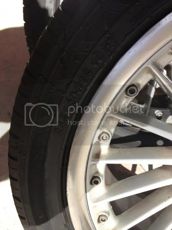 E39 FS Authentic 2 Piece Alpina Softlines BBS Stamped