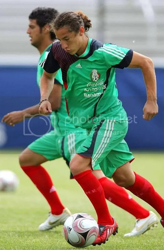 Guardado and Vela Training