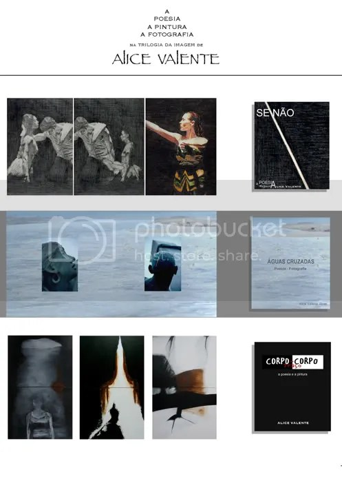Trilogia da IMAGEM - poesia - pintura - fotografia
