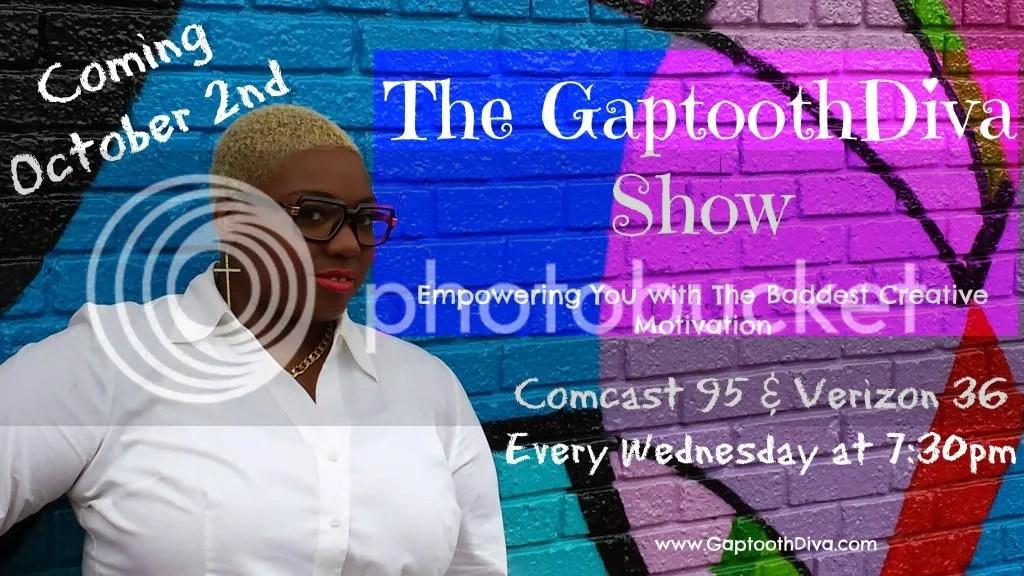 The GaptoothDiva Show LIVE