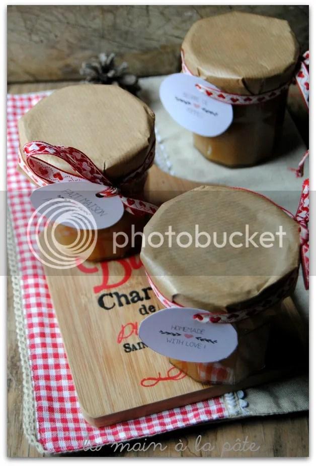 Beurre de pommes, version traditionnelle