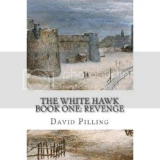 The White Hawk book cover