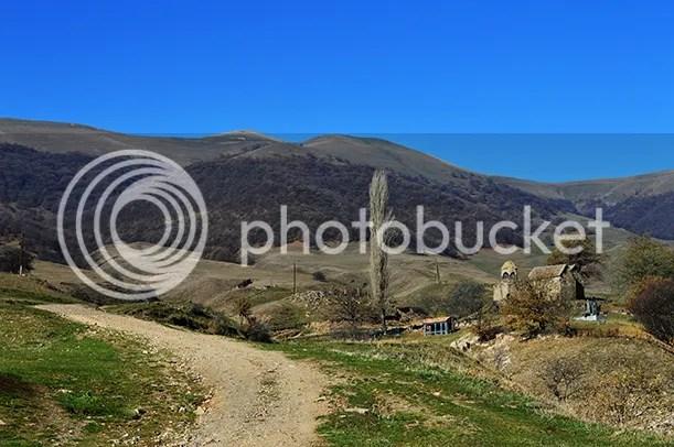 The Saint Hovhannes Monastery of Ardvi, Lori Province, Armenia