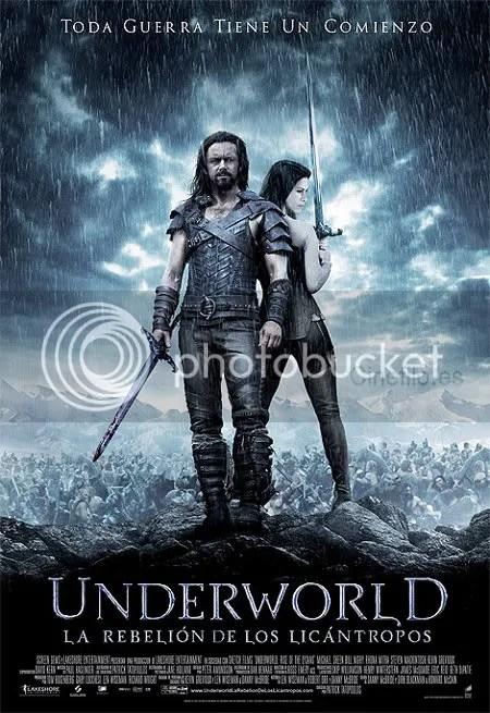 Underworld : la rebelión de los licántropos
