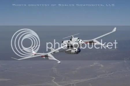 Lanzadera del SpaceShipOne