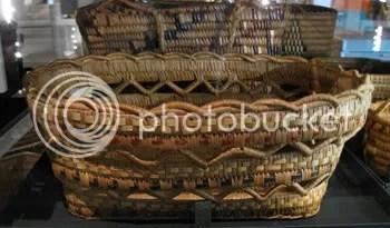 Canada,Canadian,Native American,Squamish,Squamish indians,indians,basket,archaeology,artiface,Squamish artifact