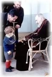 Pio älskade barn