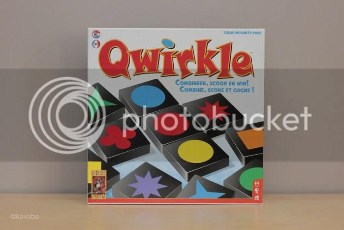 Qwirkle - voorkant