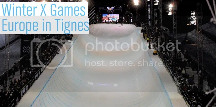 Tignes halfpipe from their website