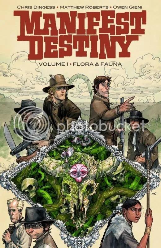 Manifest Destiny: Flora and Fauna