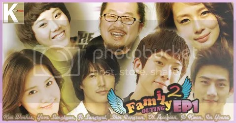 Family Outing 2 Ep1 Vietsub by Kpopaholic