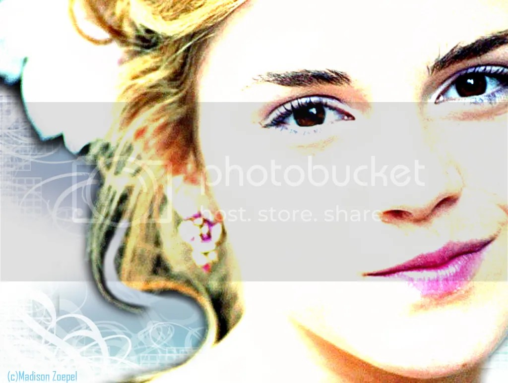 Emma bright and pink lipstick Pictures, Images and Photos