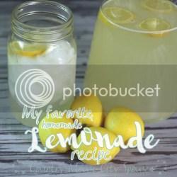 Country Mouse City Spouse My Favorite Homemade Lemonade Recipe