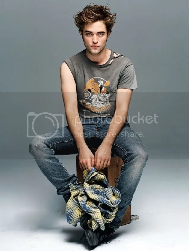 Theo Werner,US Weekly,Robert Pattinson,Photoshoot
