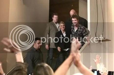 Ellen,2009,Robert Pattinson