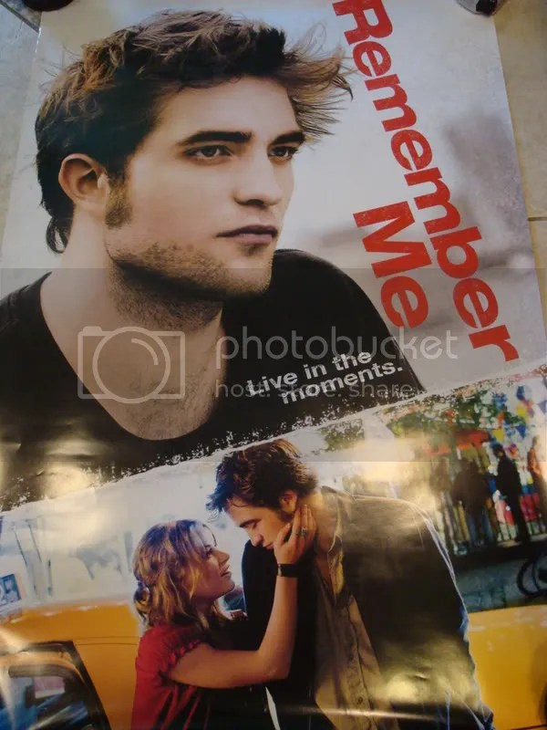 Remember Me,Promo Poster