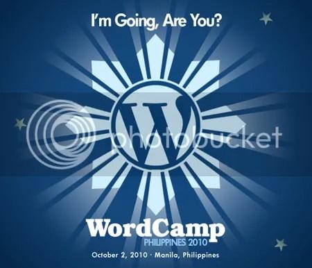 WordCamp Philippines 2010