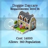 doggie daycare cityville