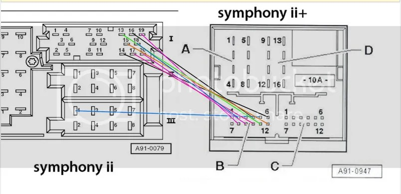 ConnectorBWiring_zps5eaa4d10?resize=665%2C322 audi a4 b8 speaker wiring diagram wiring diagram Audi A4 Electrical Diagram at aneh.co