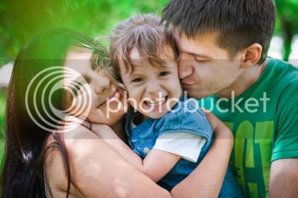 Мама, Папа и Дочка )) - GuDimphoto