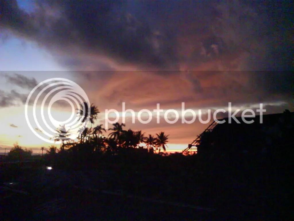 Menjemput Malam - Kota Bengkulu