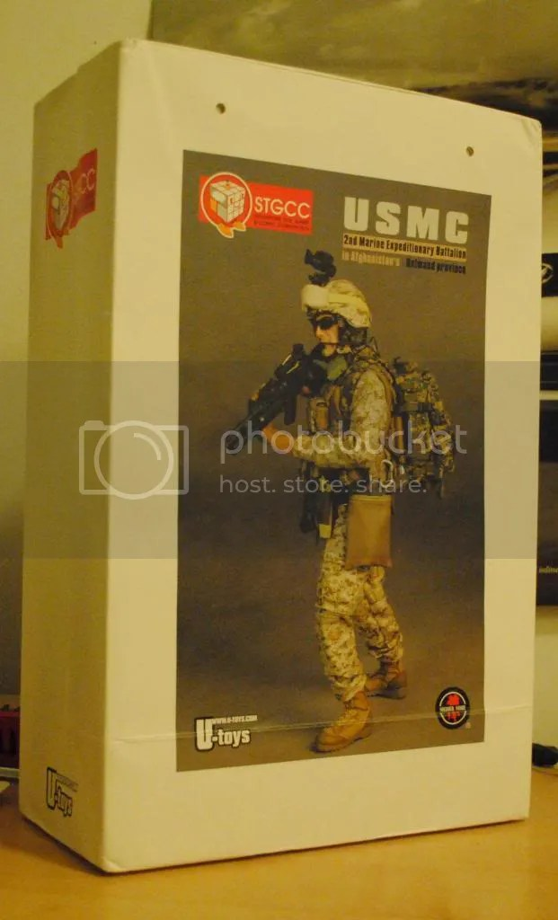 Figure Review: Soldier Story USMC 2nd MEB (U-Toys exclusive