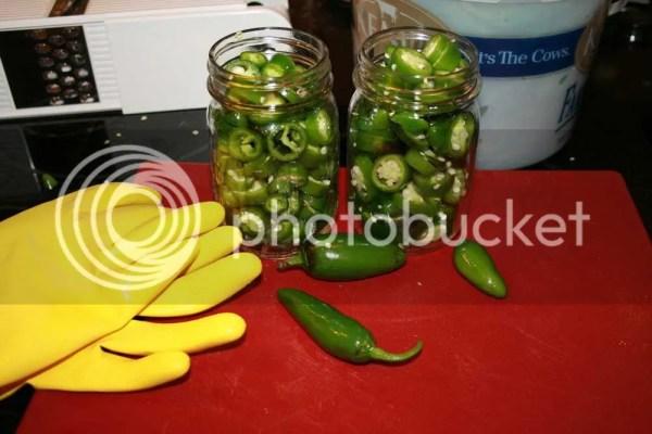 jalapeno's in jars