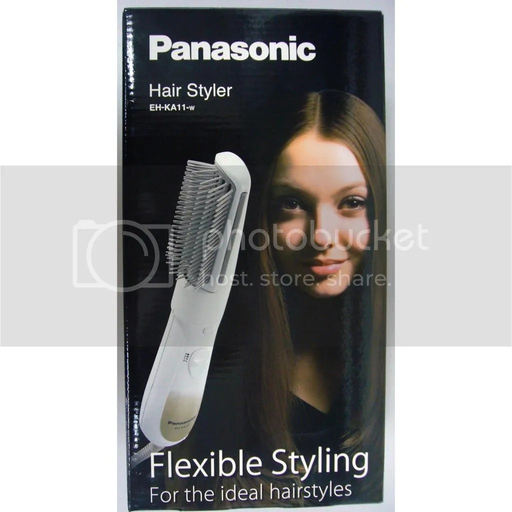 New Panasonic EH KA11 Blow Brush Hair Styler Dryer 220