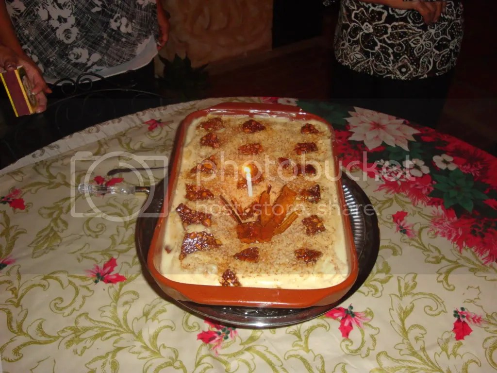 Marquesa de caramelo y almendras – Variante de almendras ...