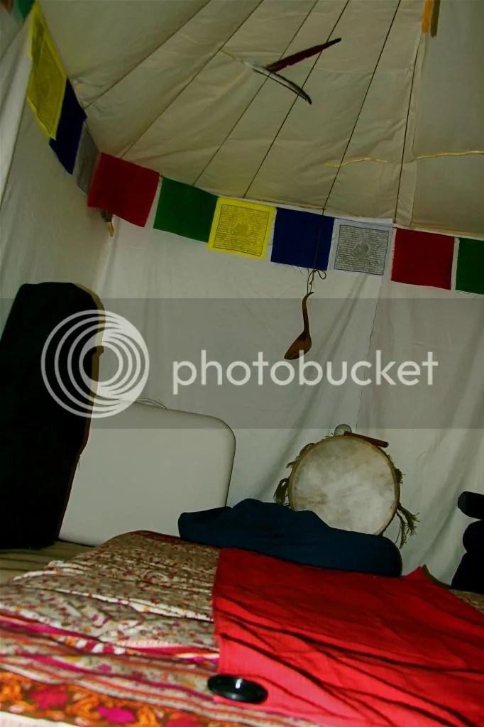 mein Zelt