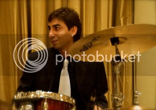 Drummer: Bobby Singh