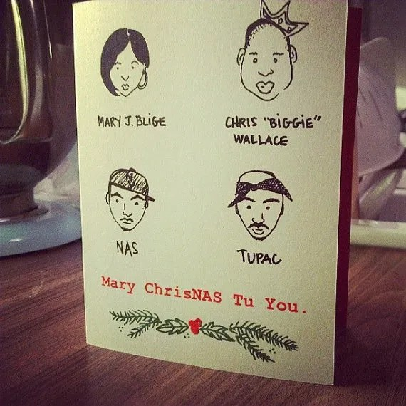 15 Of The Funniest Christmas Cards Zero Fruitcake Jokes