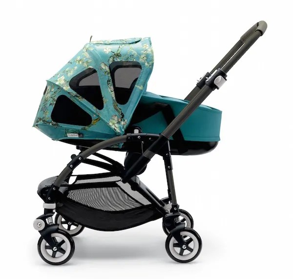 Coolest baby gifts of the year: Bugaboo + Van Gogh special-edition stroller   Cool Mom Picks Editors' Best